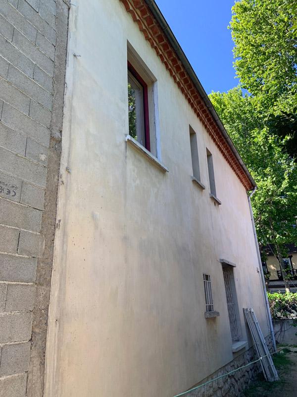 Décoration façade Montpellier
