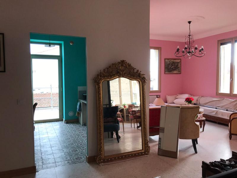 Peintre à intérieur Montpellier